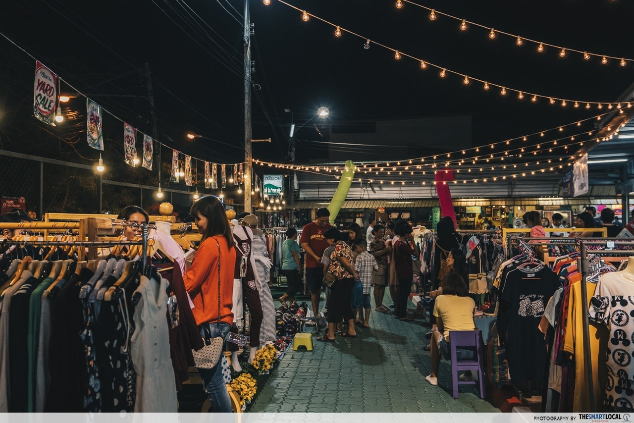 Hat yai thailand - Greenway Night Market