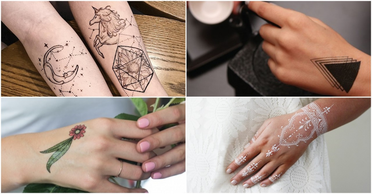 "6 Painless & Non-Permanent Tattoo Alternatives In Singapore For A ""Trial"" Before The Needles"
