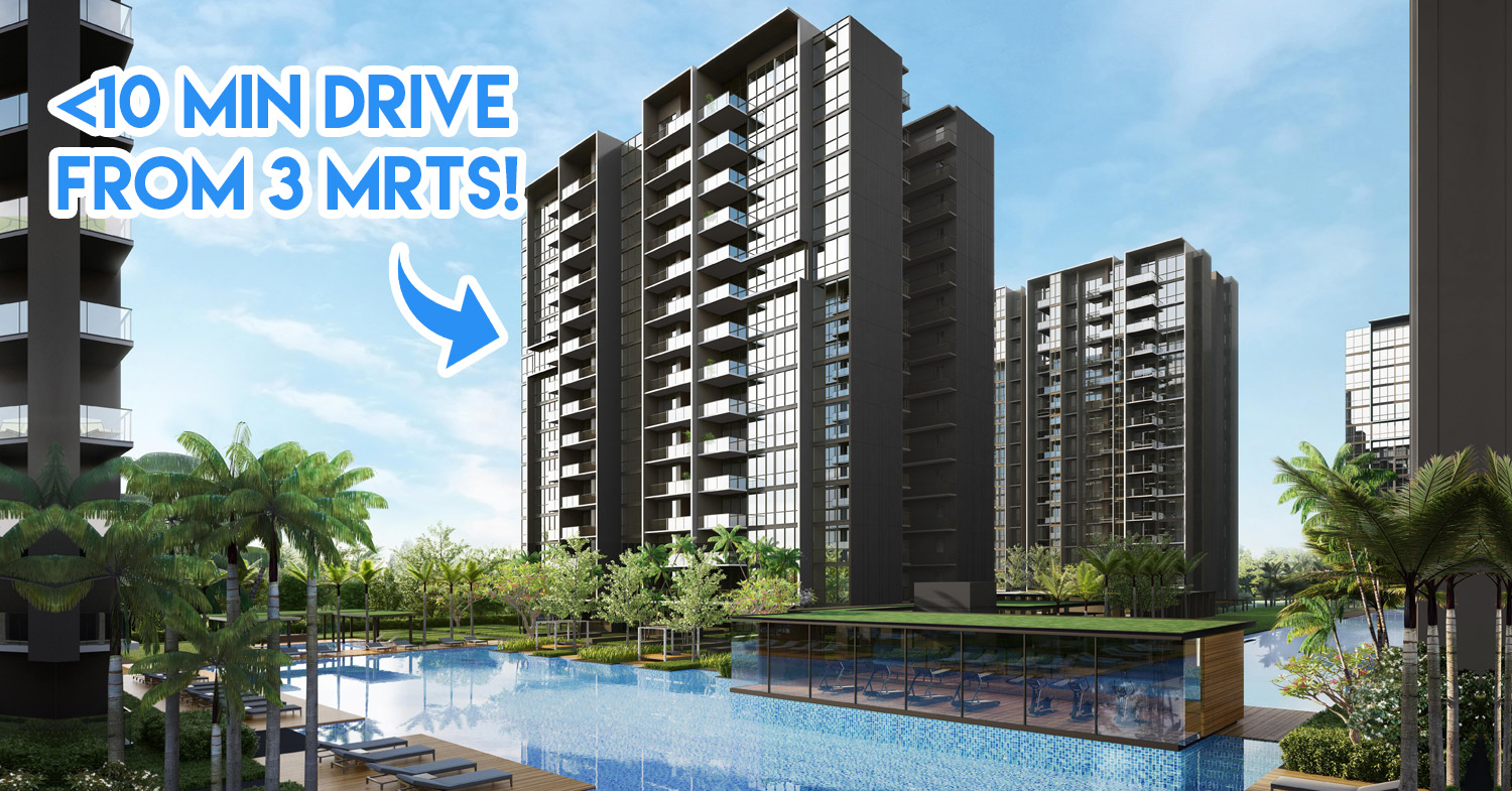 New condo in tampines
