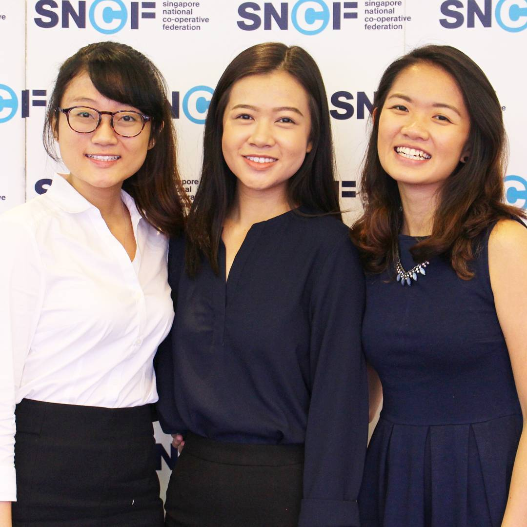 Singapore National Co-operative Federation scholars