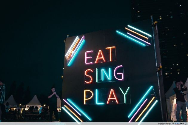 Eat, Sing, Play at GastroBeats