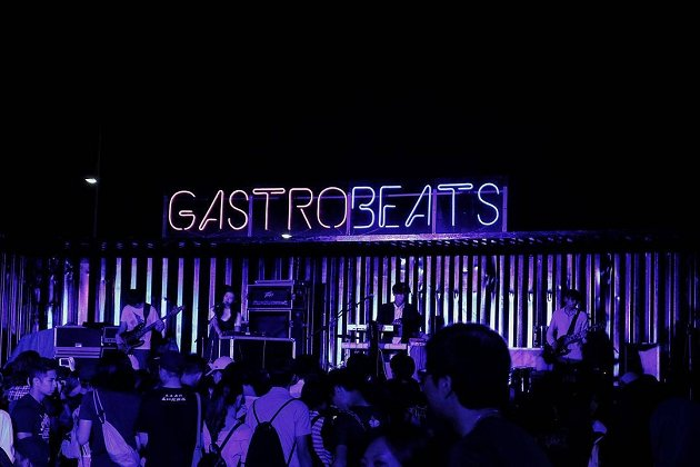 Local bands to perform live at GastroBeats