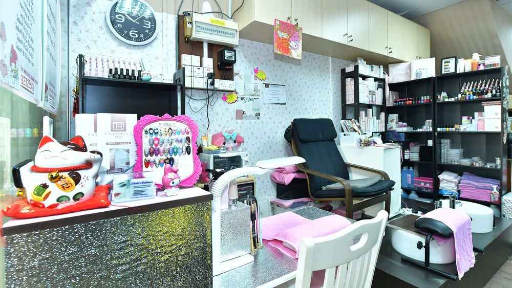 best and most affordable nail salons in singapore