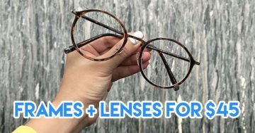 7 Spectacle Stores In Singapore With Affordable Frames & Lenses For Under $60