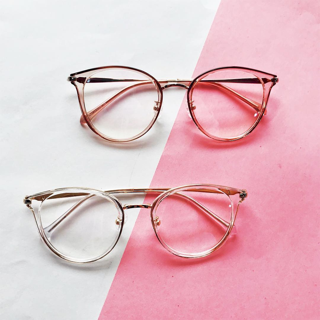 firmoo optical korean style glasses transparent frame