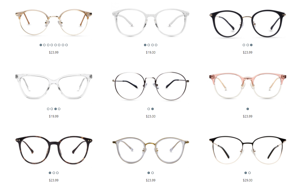 firmoo optical glasses korean style and design