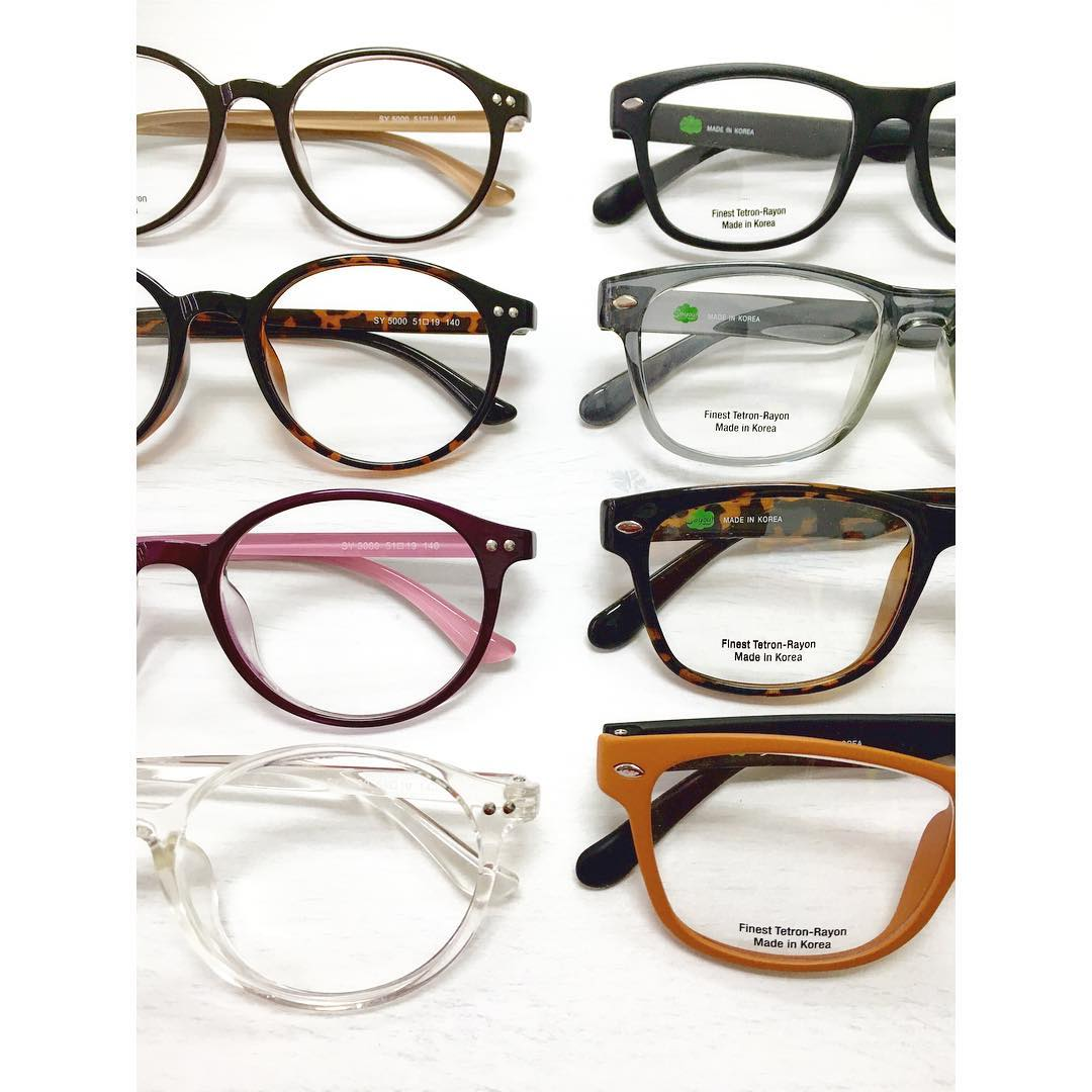 eyecon optical glasses frame style