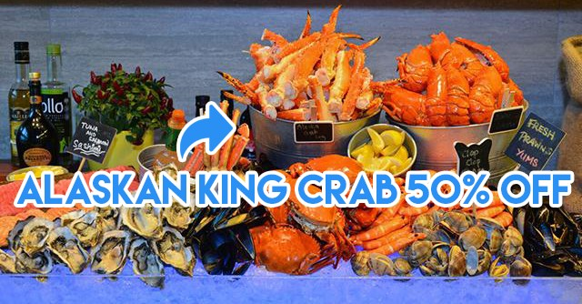 10 Buffets In Orchard With 50% Discounts Right Now - Hotels, BBQ & Steamboat Restaurants