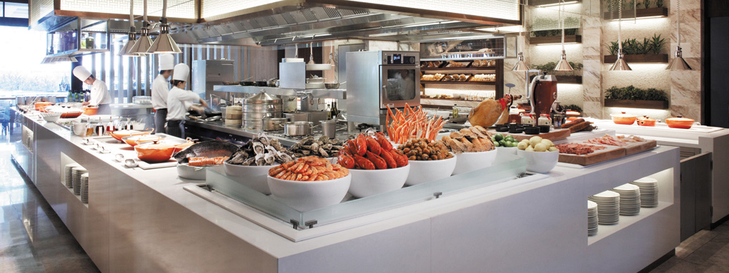 Marriott Cafe buffet promotions