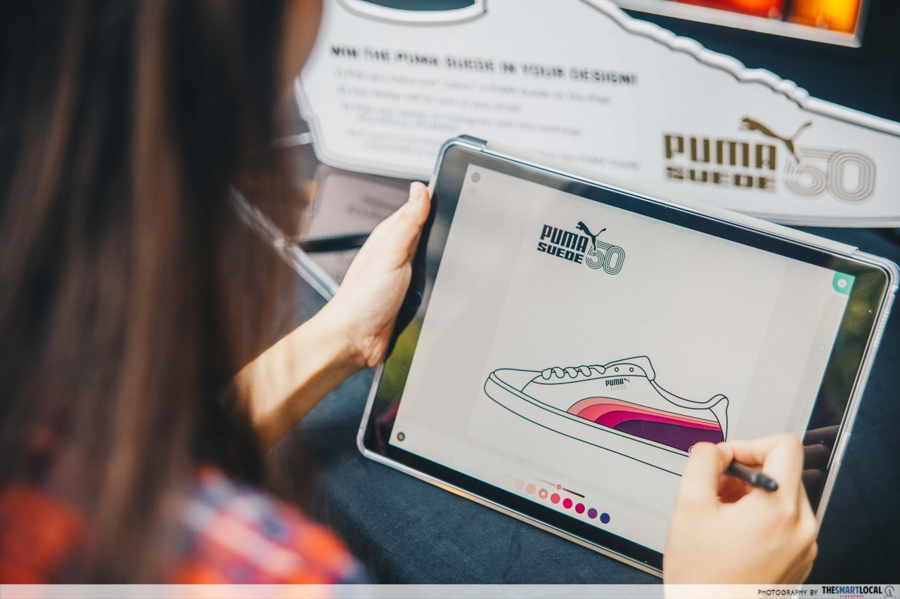 PUMA - customisation contest