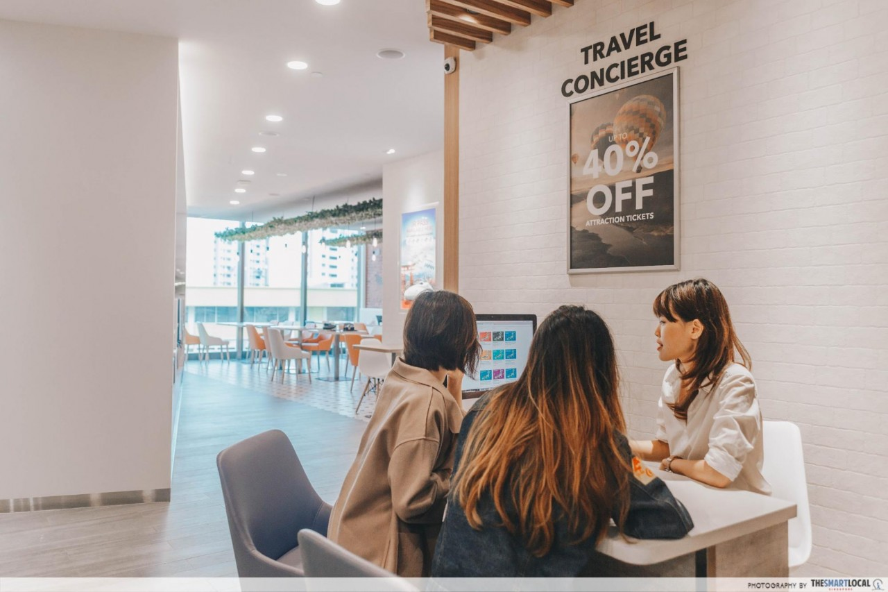 Hyfecafe Travel Concierge
