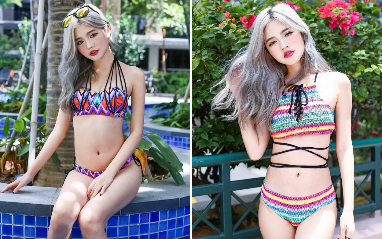 Asiaphotostock, singapore girl in bikini