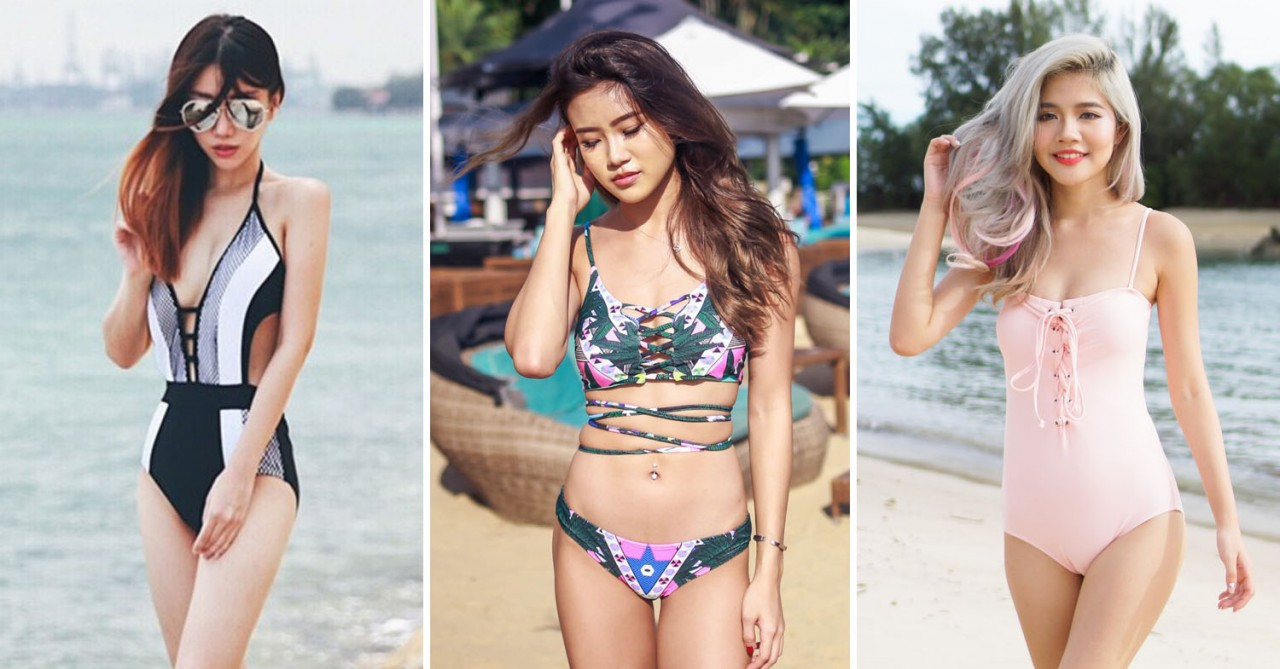 8 Online Swimwear Stores In Singapore For Bikinis One Pieces Under