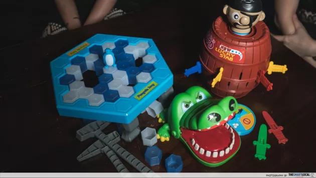 D'underground games