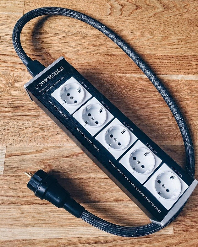 Use a smart power strip to save on electricity