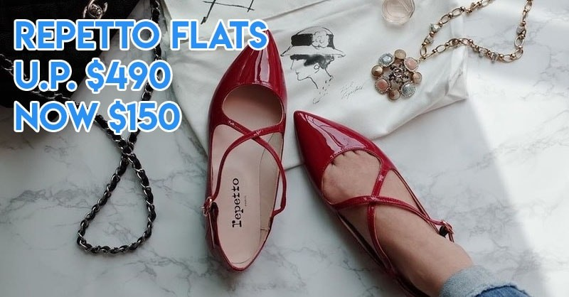Branded Bazaar - Repetto flats