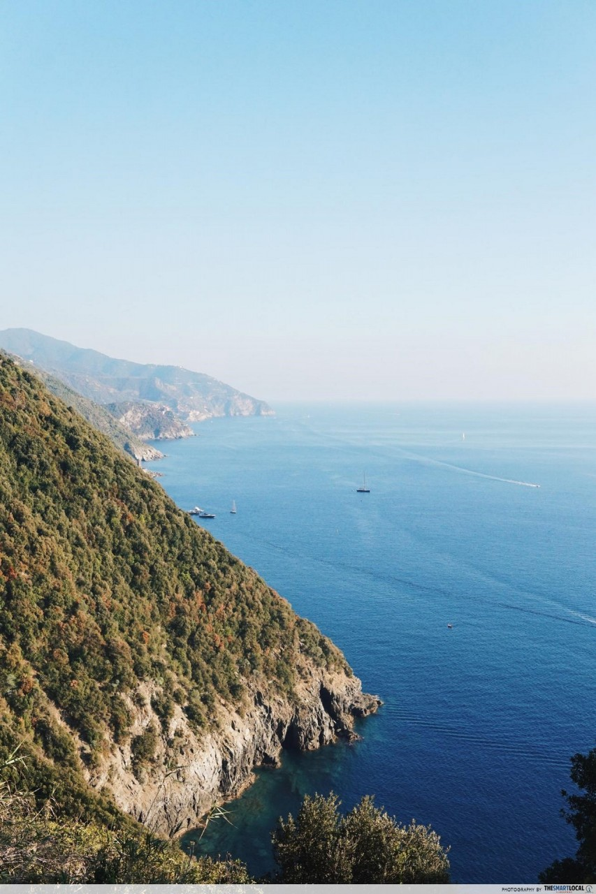 Hiking in Europe - Cinque Terre
