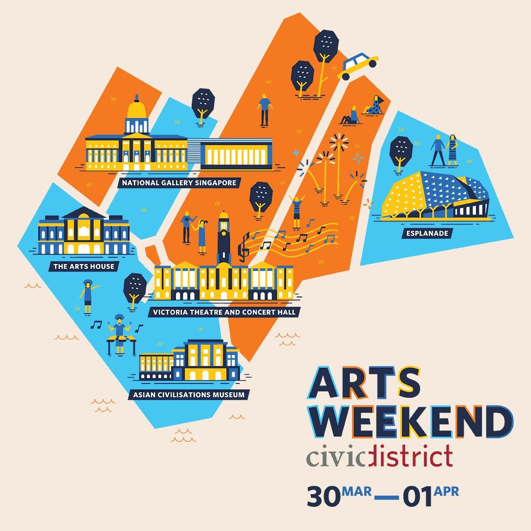 Singapore Arts Weekend