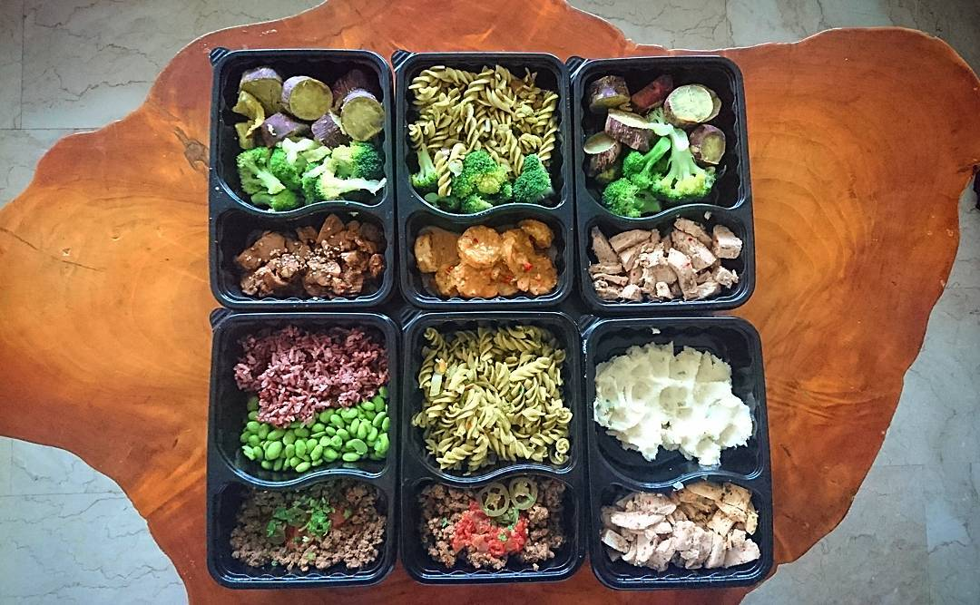 Customised meal planning singapore primal meal prep