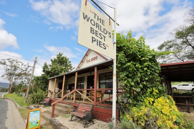 The World's Best Pies are in New South Wales
