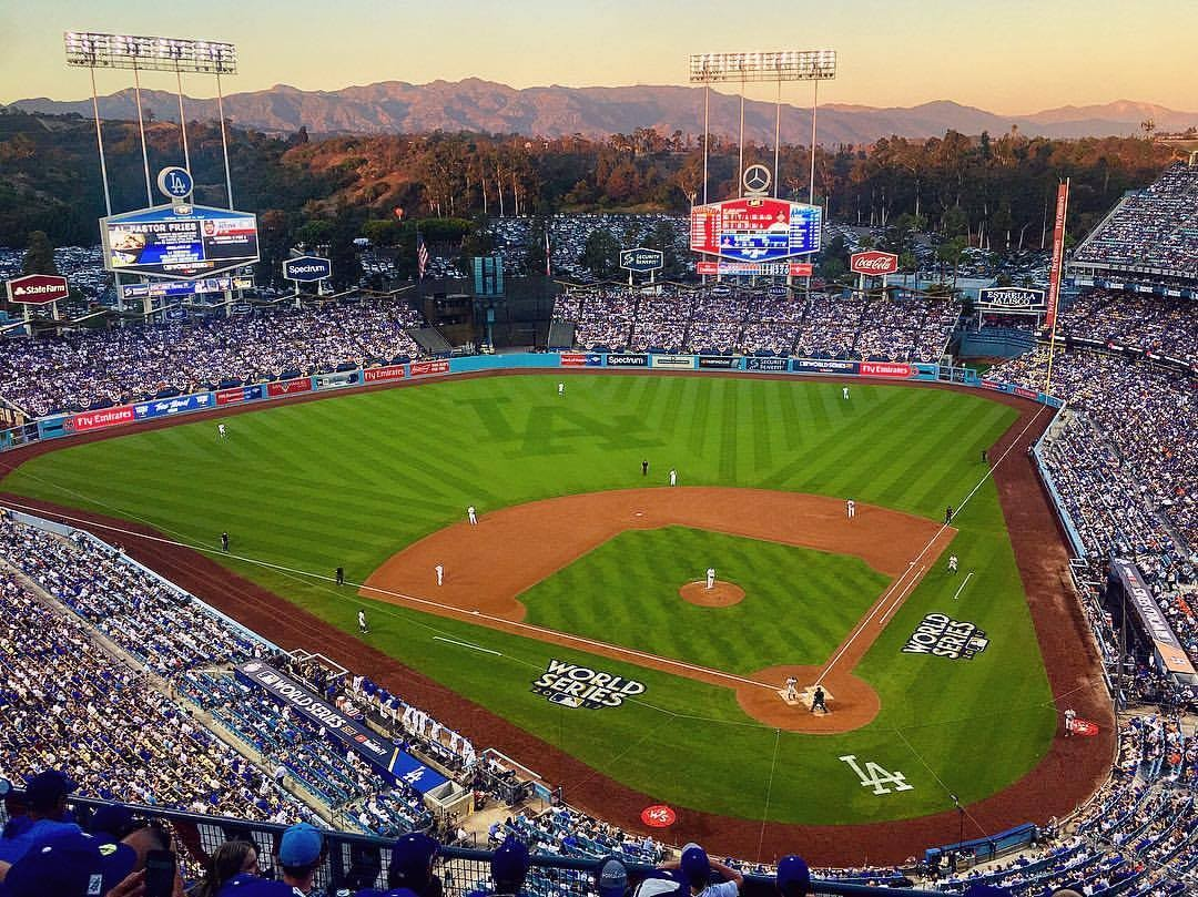 Los Angeles - Dodger Stadium