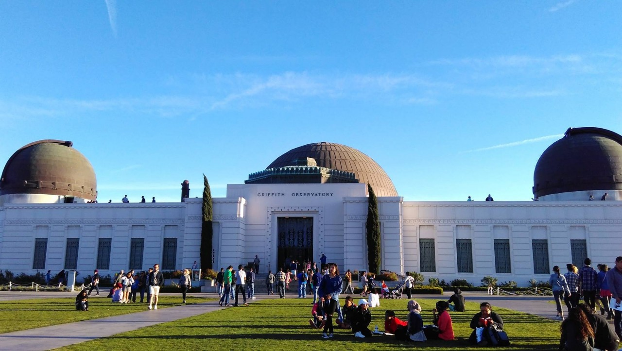 Los Angeles - Griffith Observatory