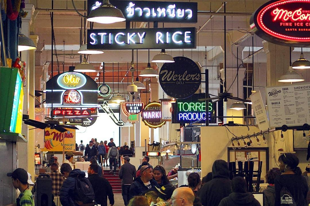 Los Angeles - Grand Central Market