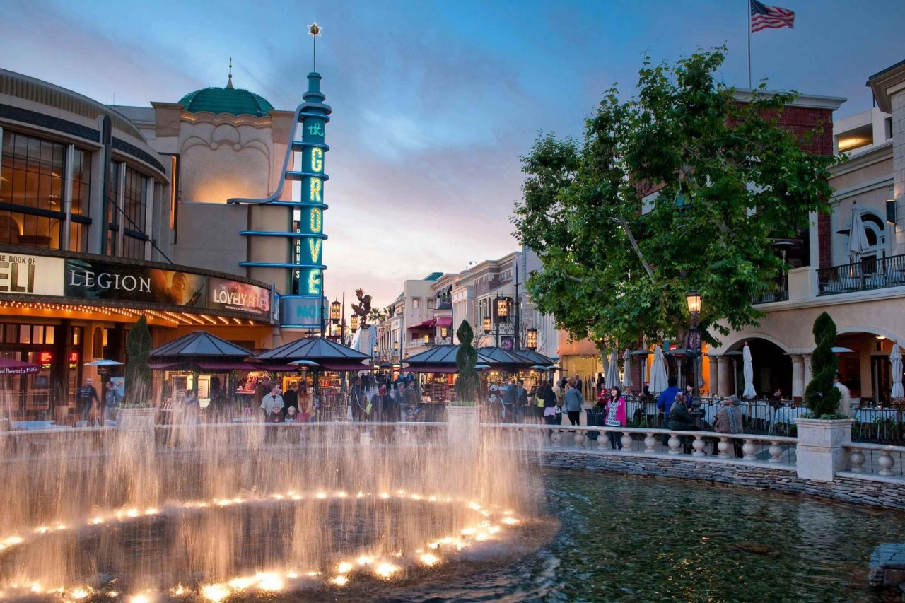 Los Angeles - The Grove