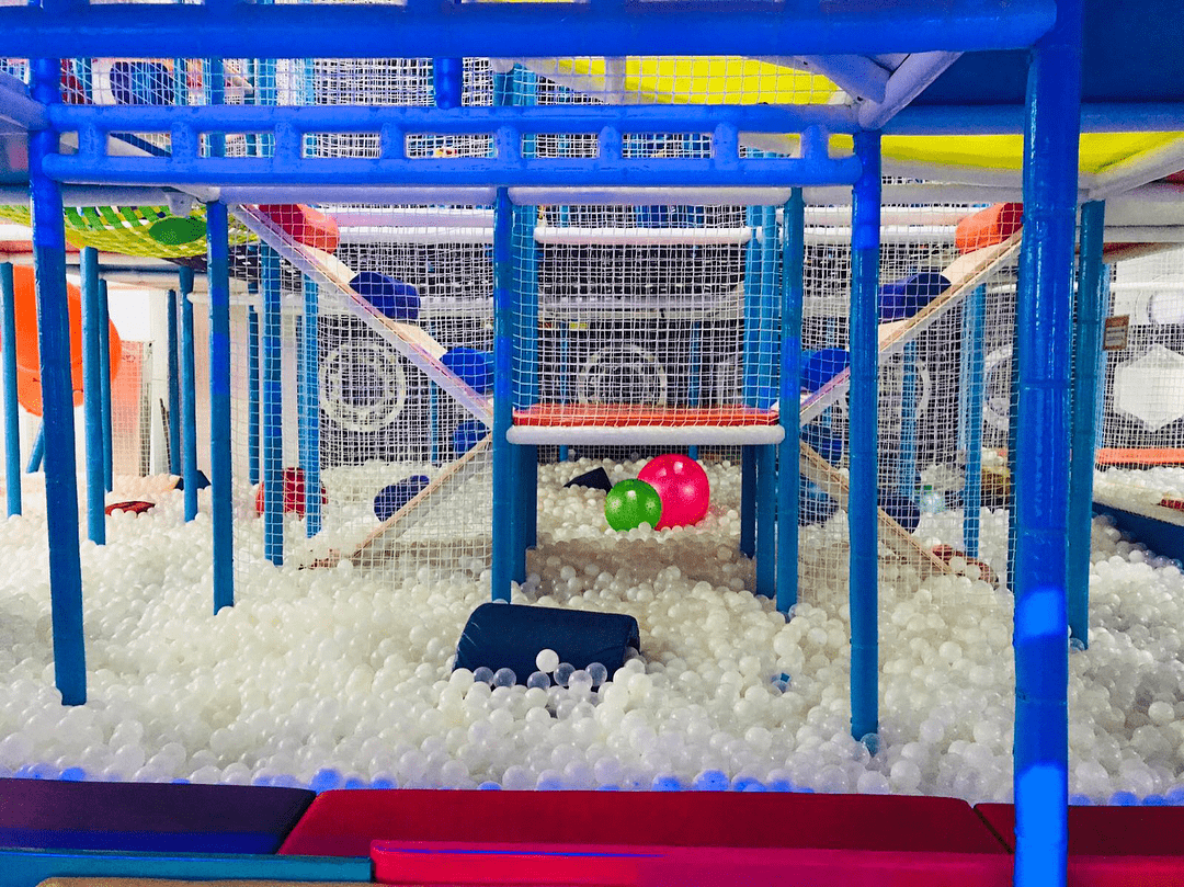 7 Indoor Play Areas At Malls In Singapore To Drop Your Kids At While
