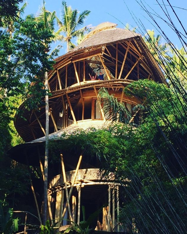Green Village Treehouse