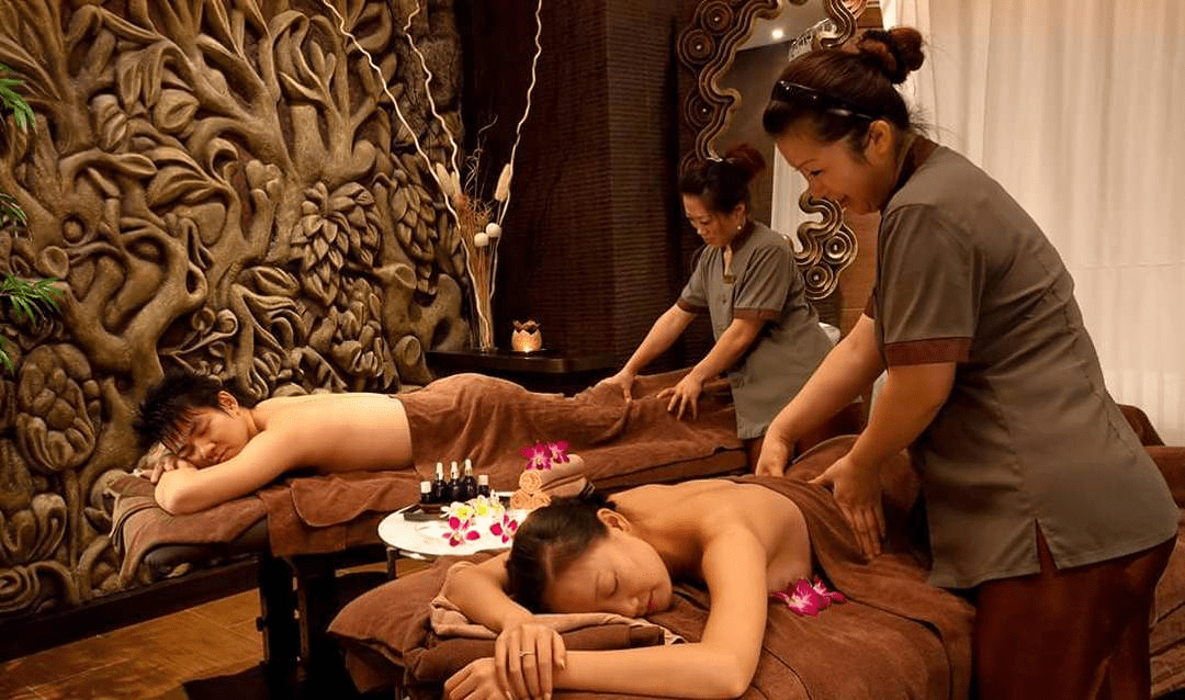 g.spa - massage