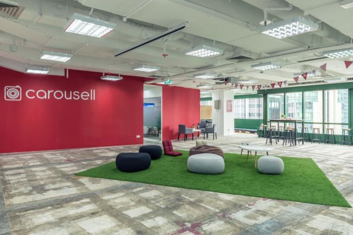 Carousell office Singapore