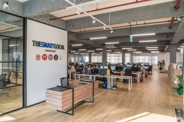 thesmartlocal office