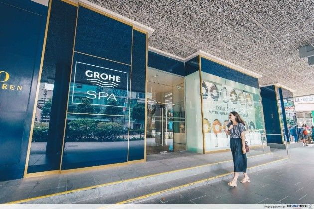 GROHE Spa in Orchard