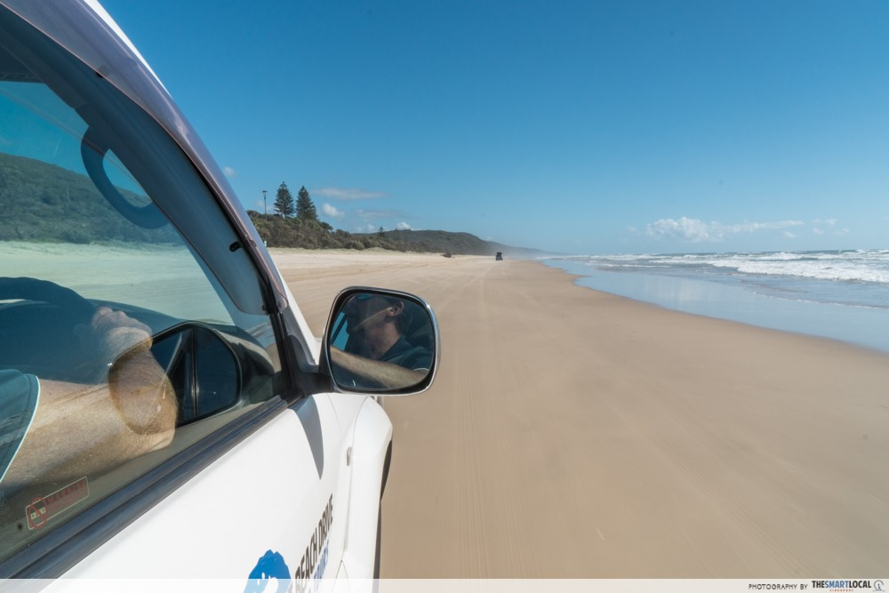 great beach drive australia gold coast
