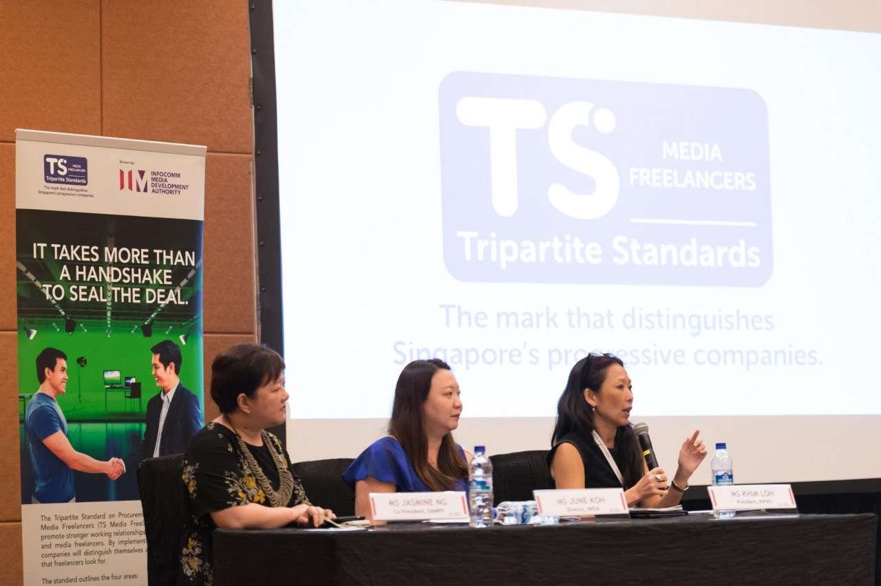 Launch of TS Media Freelancer