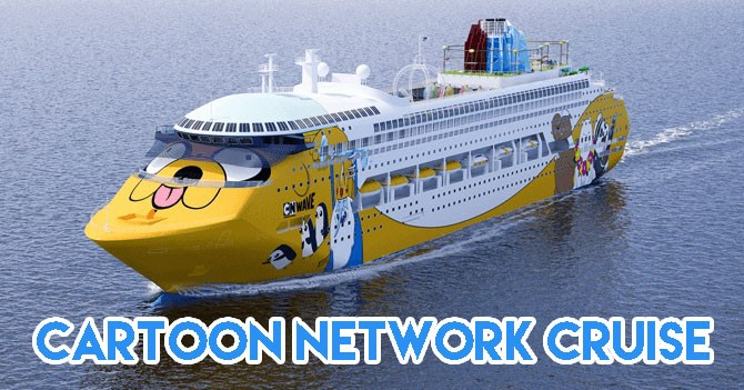 Cartoon Network Wave Cruise