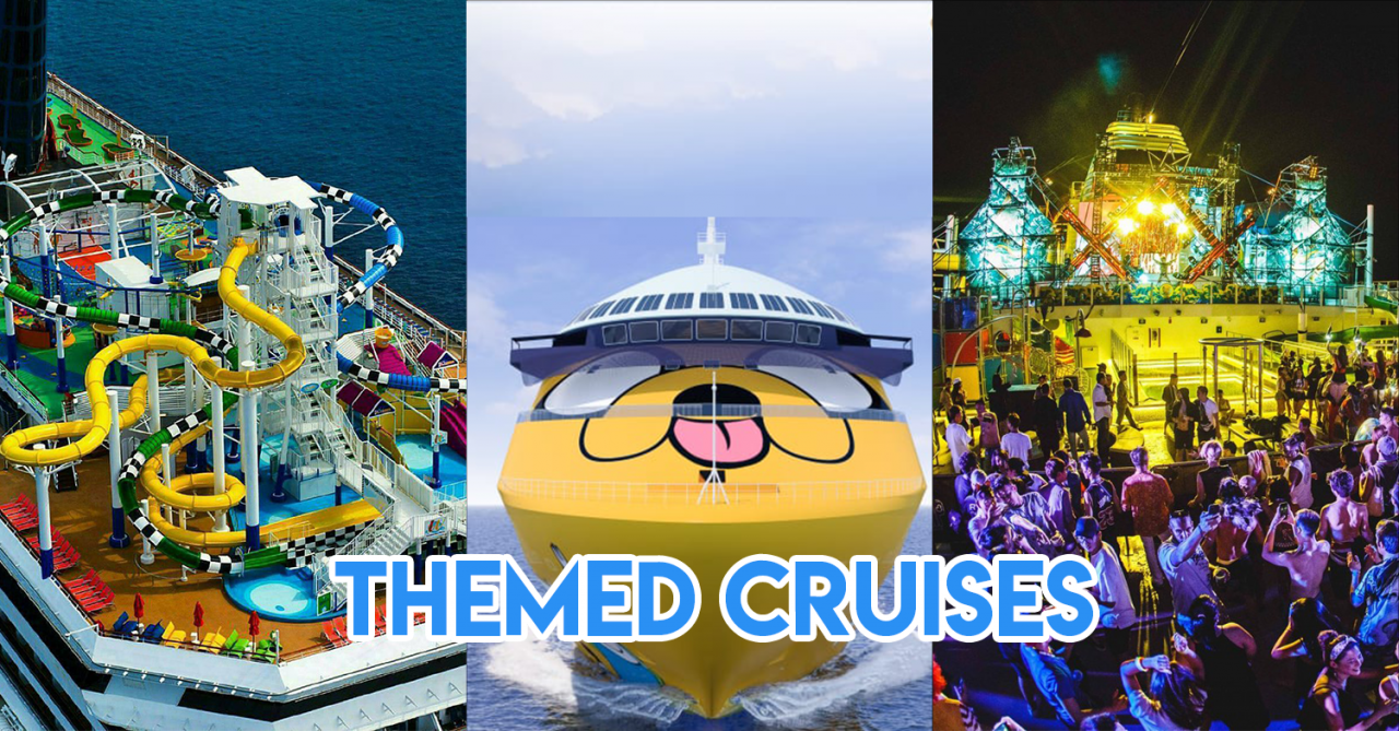 6 Themed Cruises Sailing From Singapore Including Cartoon Network Cabins And Water Park