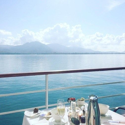 Dining out at sea with Silversea Culinary Cruise
