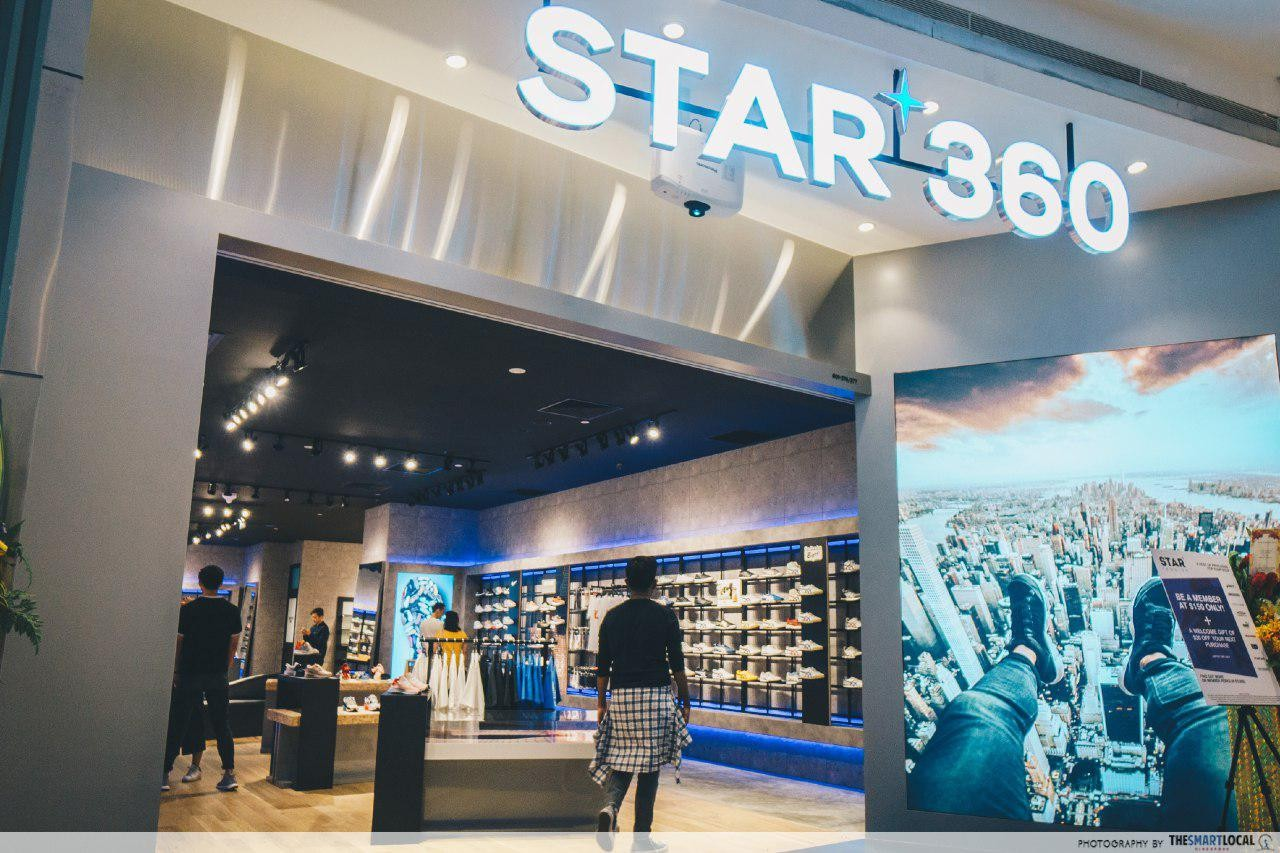 STAR 360 flagship store