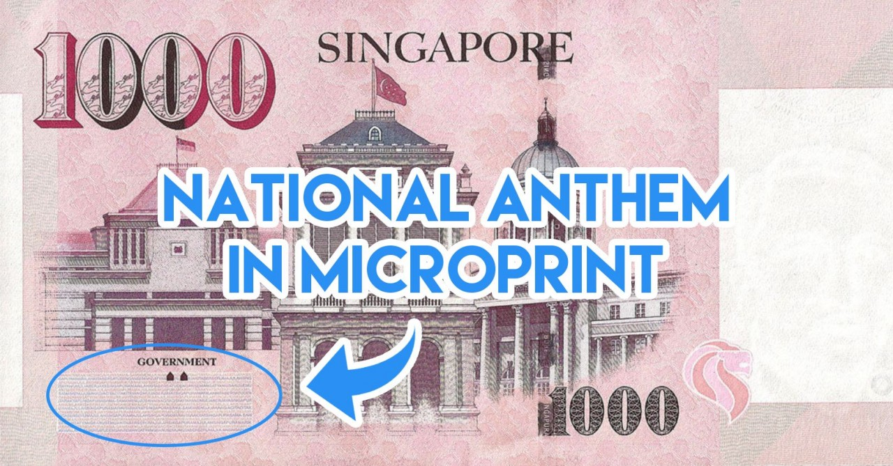 9 Fun Facts About The Singapore Dollar That Will Make You Feel Like A Noob