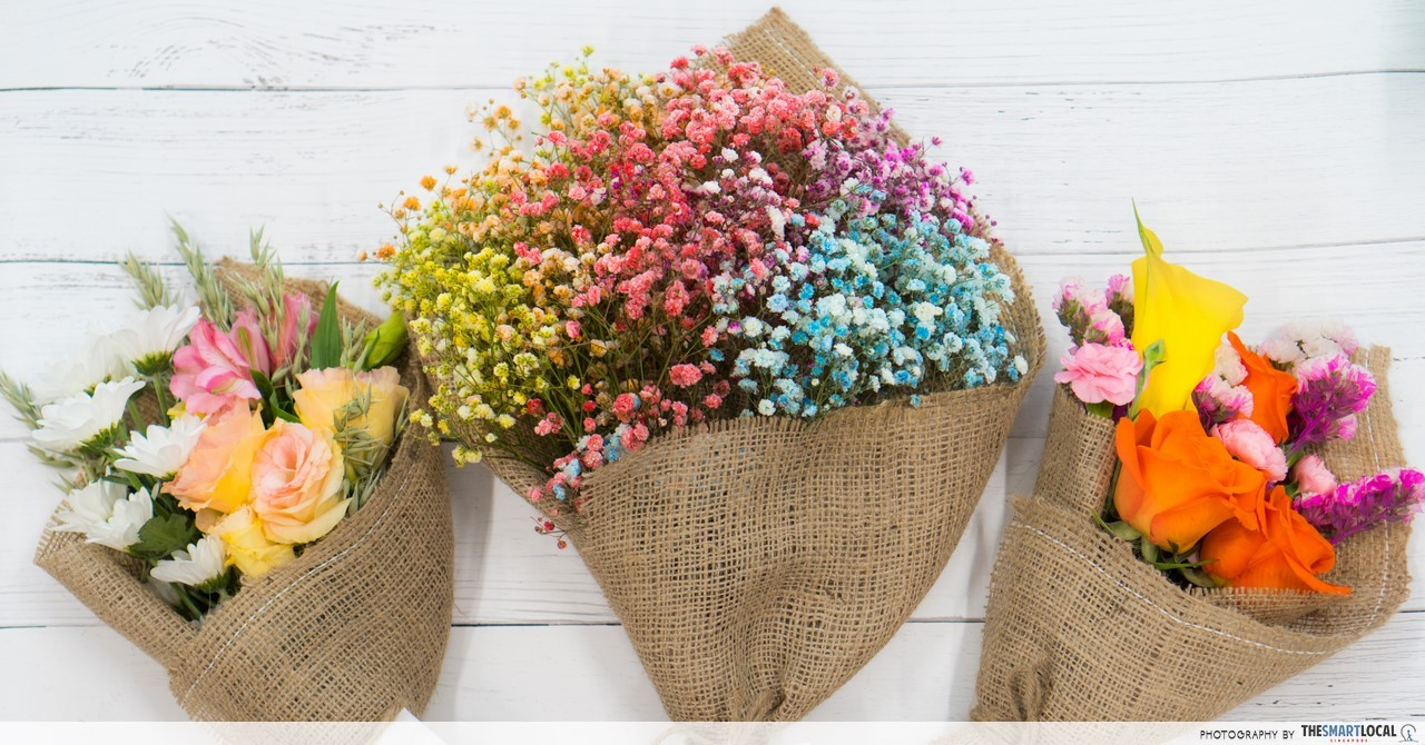 Online Florist Happy Bunch Delivers Mom-Approved Mother's Day Bouquets From $35