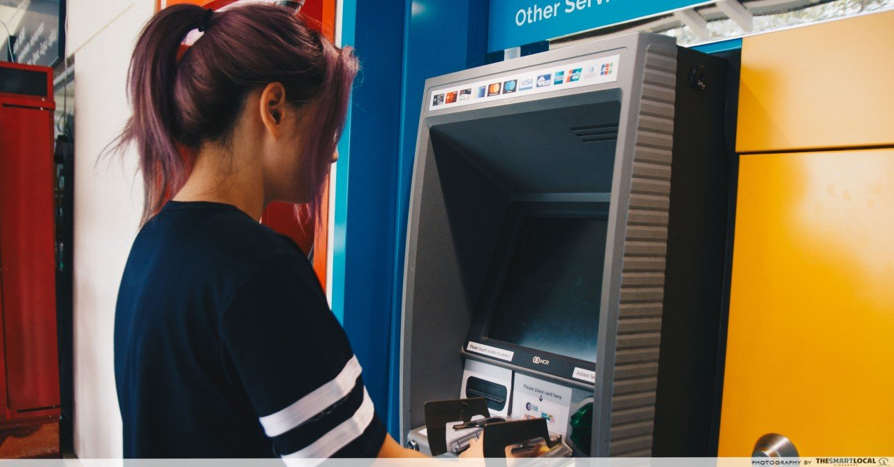 Guide To ATMs In Singapore's Town Area - Including Obscure Ones You Won't Have To Queue For