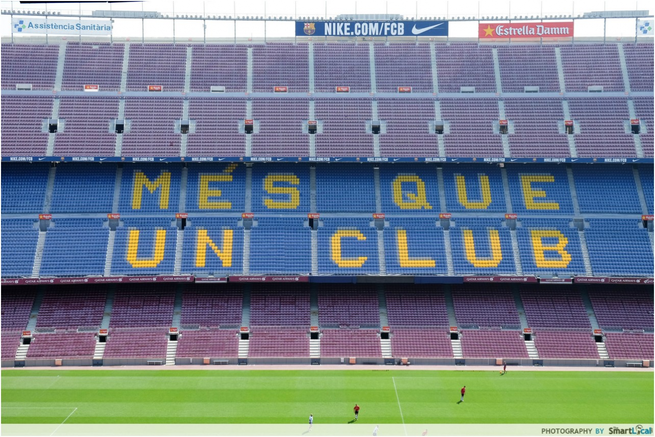 camp nou barcelona best time to travel