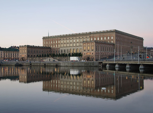 royal palace of sweden
