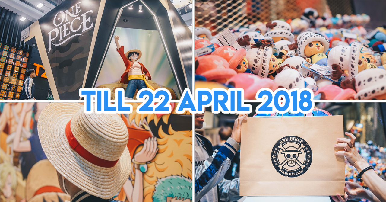 313@somerset's One Piece Pop-Up Has Free Goodie Bags & Exclusive Merchandise