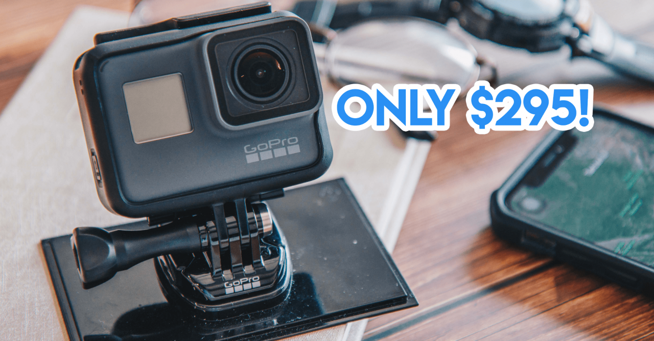 GoPro Just Launched Its Most Affordable Camera Ever Which Even Comes With Voice Control