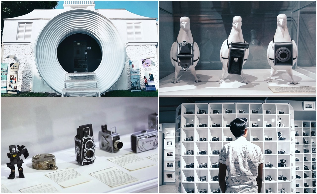 Singapore's Only Vintage Camera Museum Has Over 1,000 Pieces, Some Which You Can Pick Up And Play With