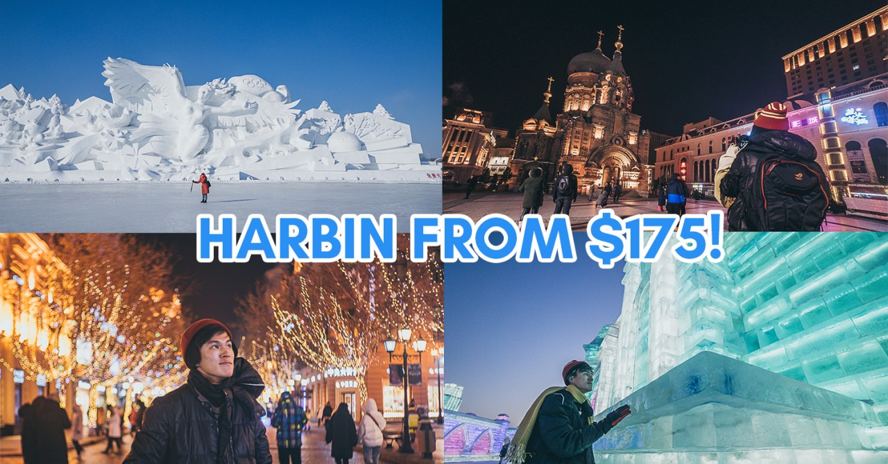 11 Things To Do In Harbin Beyond Ice Sculptures - Russian Towns, Igloo Dining and Year-Round Skiing
