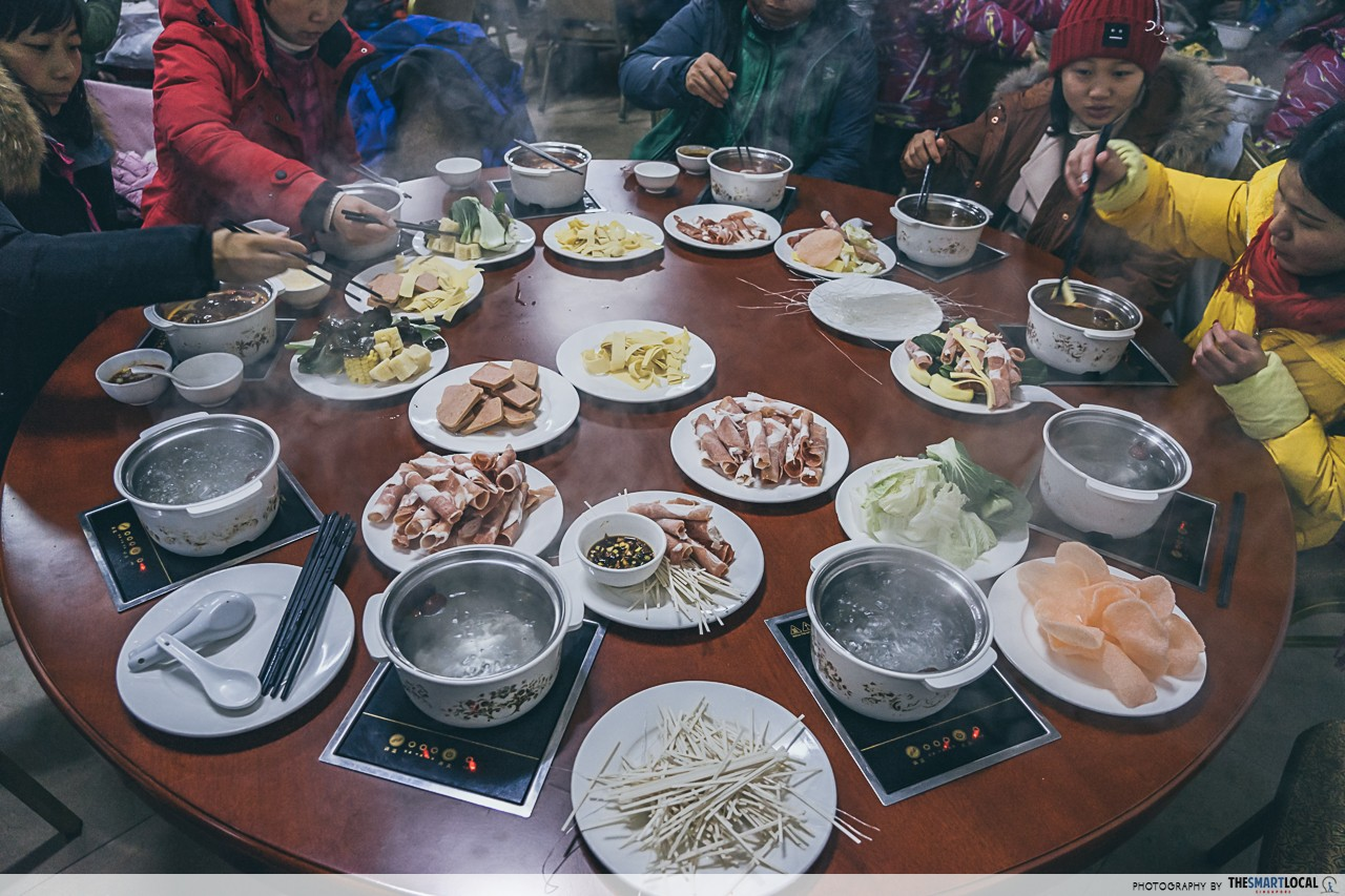 Harbin - steamboat and barbecue restaurants